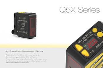 Measurement Sensor Q5X Series