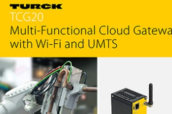 Multi-Functional Gateways with Wifi and UMTS - Turck