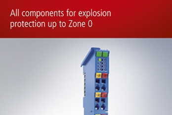 Components for explosion protection