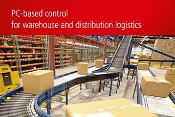 PC-Based Control for Warehouse and Distribuition Logistics