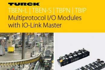 I/O Master Modules - Turck