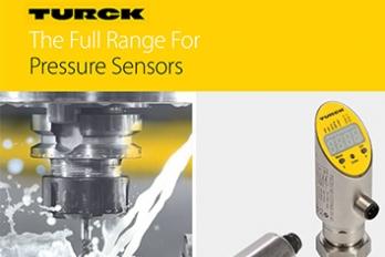 Pressure Sensors Full Range - Turck