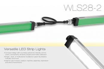 WLS28-2 LED Strip Lights