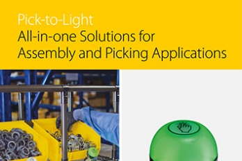Pick-to-Light Solutions for Assembly Applications - Turck