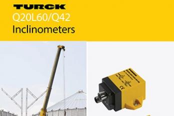 Inclinometers Q20L60 / Q42 - Turck