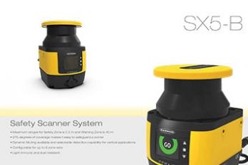 Safety Scanner System SX5-B