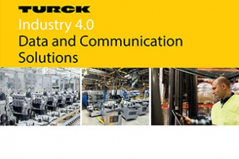 Data and Communication Solutions for Industry 4.0 - Turck