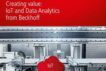 IoT and Data Analytics - Beckhoff