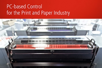 PC-Based Control for Print and Paper Industry - Beckhoff