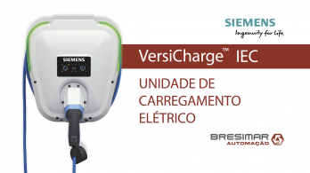SIEMENS VersiCharge Charger for Electric Vehicles