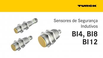Sensores de Segurança Indutivos