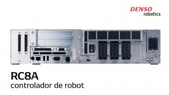 Controlador de robot RC8A da Denso Robotics