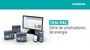 Siemens - Série de analisadores 7KM PAC