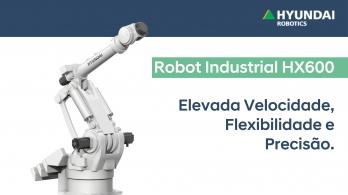Hyundai Robotics - Robot Industrial HX600