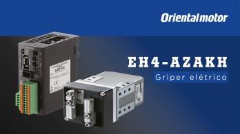 Oriental Motor - Griper Elétrico EH4-AZAKH