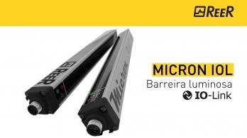 ReeR - Barreira luminosa MICRON IOL