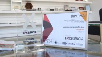 Índice da Excelência 2019 Awards