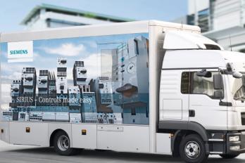 Newsletter #2 – Siemens SIRIUS Truck