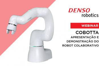 Webinar Denso Robotics - Robot Colaborativo COBOTTA