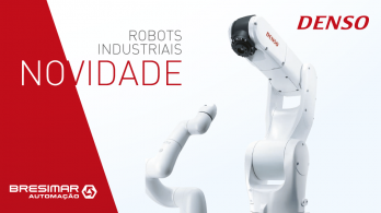 DENSO Robotics - the new brand of Bresimar Automação for industrial robots