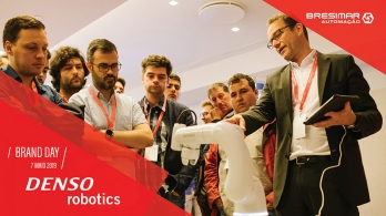 BRAND DAY DENSO ROBOTICS