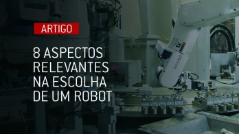 8 aspetos relevantes na escolha de um robot
