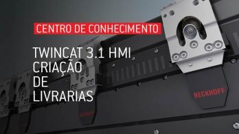 TwinCAT 3.1 HMI - Criação de livrarias