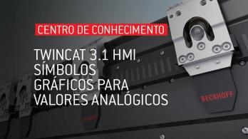 TwinCAT 3.1 HMI - Símbolos gráficos para valores analógicos