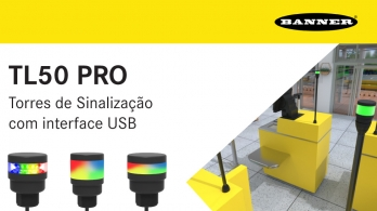 Indicadores TL50 PRO com interface USB