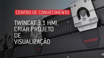 TwinCAT 3.1 HMI - Criar projeto de visualização