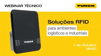 WEBINAR Turck - Soluções RFID