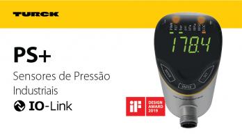 Turck - Sensor de Pressão PS+
