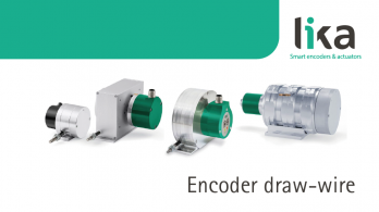 Lika - Encoder draw-wire